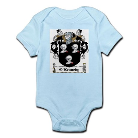 O'Kennedy Family Crest Infant Creeper