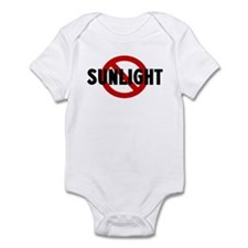 Anti sunlight Infant Bodysuit