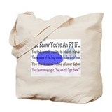 Respiratory Therapy III Tote Bag