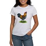 Easter Egg Rooster Women's T-Shirt