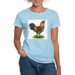 Easter Egg Rooster Women's Light T-Shirt