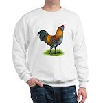 Easter Egg Rooster Sweatshirt
