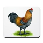 Easter Egg Rooster Mousepad