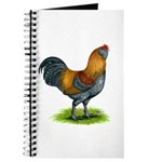 Easter Egg Rooster Journal