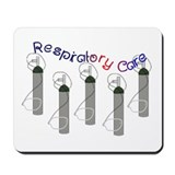 Respiratory Therapist IV Mousepad