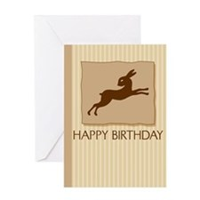 BLANK INTERIOR Birthday Card