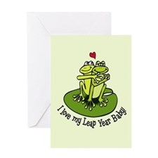 Leap Year Birthday Card