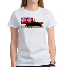 Canadian Navy Tee