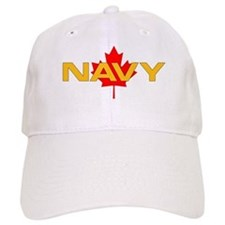 Canadian Navy Baseball Cap