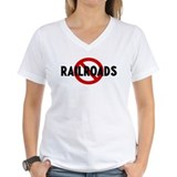 Anti railroads Shirt
