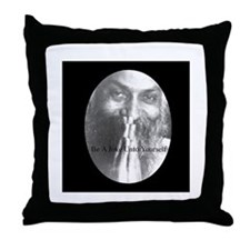 Be A Joke Unto Yourself Throw Pillow