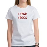 I Fear FROGS Tee