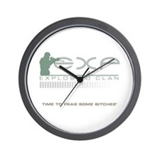 EXP :: SOCOM Wall Clock