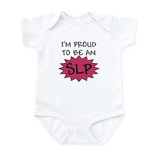 Cool Speech language pathologist Infant Bodysuit