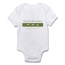 Unique Ducks Infant Bodysuit