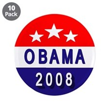 "Obama 3.5"" Button (10 pack)"