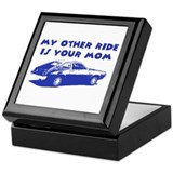 My Other Ride Keepsake Box
