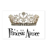 Princess Aimee Postcards (Package of 8)