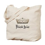 Princess Aimee Tote Bag