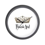 Princess Ariel Wall Clock