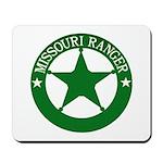 Missouri Ranger Mousepad