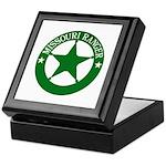 Missouri Ranger Keepsake Box