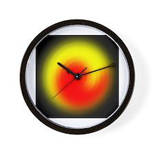 Persona Non Grata Wall Clock