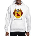O'Malley Family Crest Hooded Sweatshirt