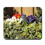Flower Box Mousepad