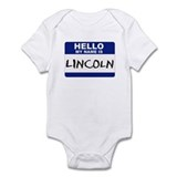 Hello My Name is Lincoln