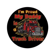 "Proud of Daddy 3.5"" Button"