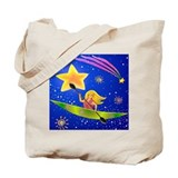 Star Kayaker Tote Bag
