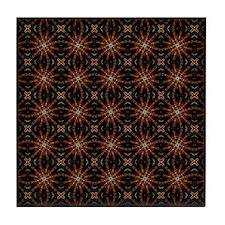 Deep Dark Decadent Tile Coaster