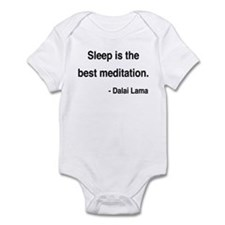 Dalai Lama 20 Infant Bodysuit