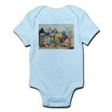 Country Mailboxes Infant Bodysuit