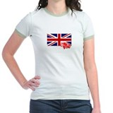 Italian Job Union Flag T