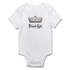 Princess Kara Infant Bodysuit