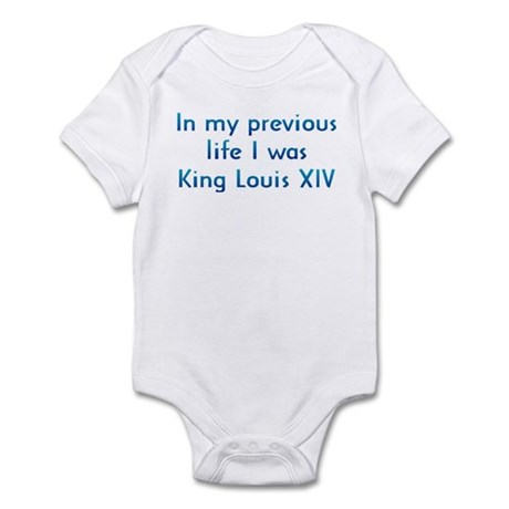 PL King Louis XIV Infant Bodysuit