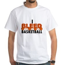 I Bleed Basketball Shirt