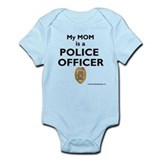 &amp;quot;My Mom Is A Police Officer&amp;quot; Infant Body
