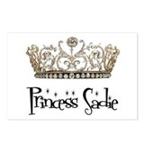 Princess Sadie Postcards (Package of 8)