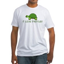 I Like Turtles Shirt