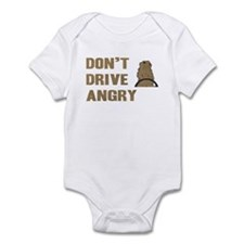 Don't Drive Angry Onesie