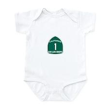 San Luis Obispo, California H Infant Bodysuit