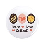 Peace Love Softball 3.5