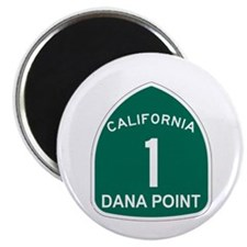 Dana Point, California Highwa Magnet