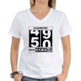 50th Birthday Oldometer Shirt