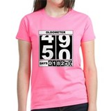 50th Birthday Oldometer Tee