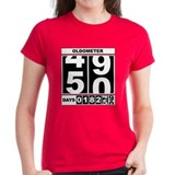 50th Birthday Oldometer Tee-Shirt