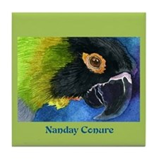 NANDAY CONURE Tile Coaster
